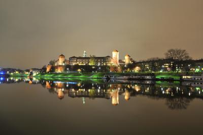 Вавель Poland Polska Miasto City Cracow Kraków Польша Краков