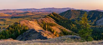 Осень на склонах Нурали
