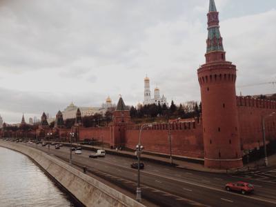 """Москва! Как много в это звуке...."" Москва"