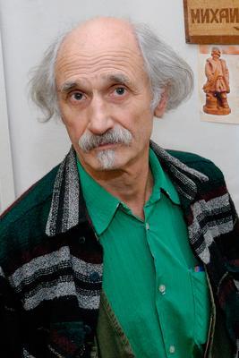 Ильяев Михаил Давыдович Россия Москва Ильяев Михаил Давыдович портрет резчик по дереву
