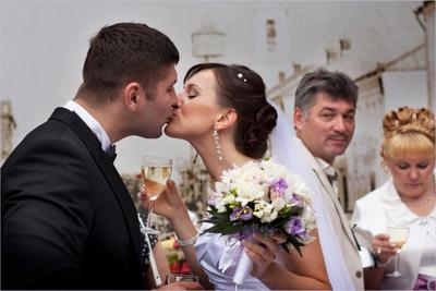 Свёкор свадьба, молодожены, свёкор