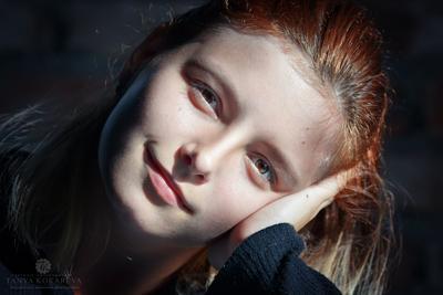 *** девушка портрет красота