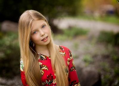 Вероника весна фото девочка
