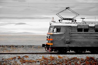 Железная дорога поезд путешествия