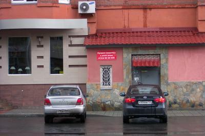 Ожидание улица город автомобили этюд