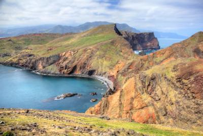 Сао Лоренсо Мадейра португалия остров окан
