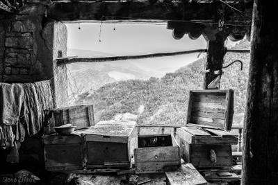Последний Дом Гамсутля Дагестан Гамсутль дом пасека мед