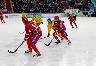 *** хабаровск чемпионат мира хоккей с мячом 2018