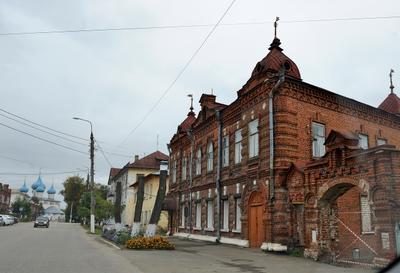 городЪ Гороховец