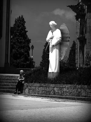 Ангелы не спят Португалия ангел бабушка