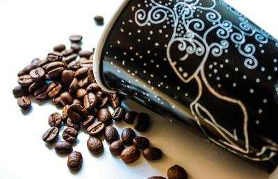 *** кофе зерна кружка напиток