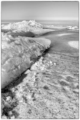Лёд переходного периода Ильмень озеро Ретлё март таяние ледоход лёд весна