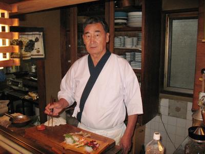 Мастер (4) Япония, суси, повар