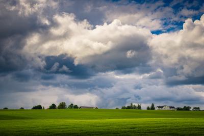 Небеса Облака небо поле Cloud sky