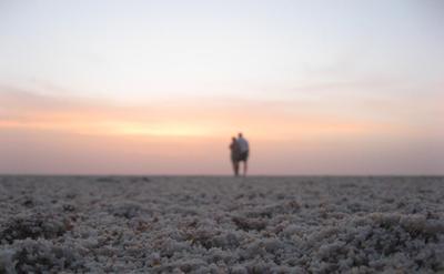 Двое Восход солнца, Эль Джериб