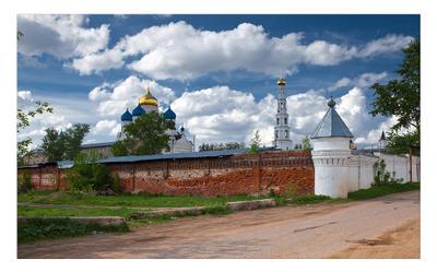 Николо-Угрешский монастырь Николо-Угрешский монастырь, г. Дзержинский