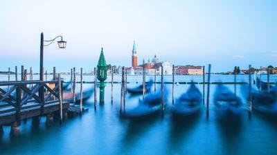 Вечер в венеции венеция canon фото тур италия