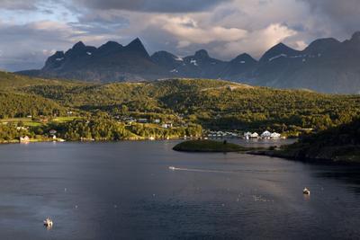 Норвежская палитра Norway, Норвегия