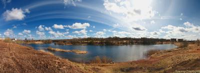 озеро озеро бокситогорск