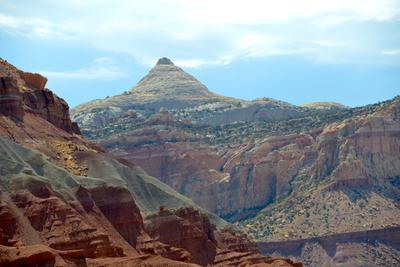 *** каньон геология Юта