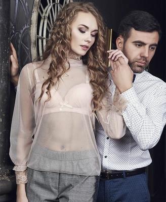 Lookbook bluzka.ua модели лукбук стиль мода фотосессия съёмка парни красота пара саксофон реклама