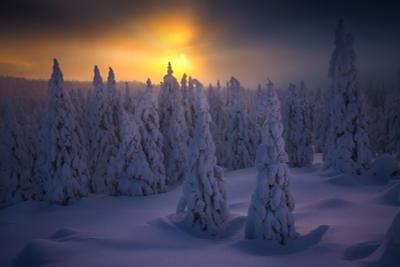Свечи Таганай Урал зима горы