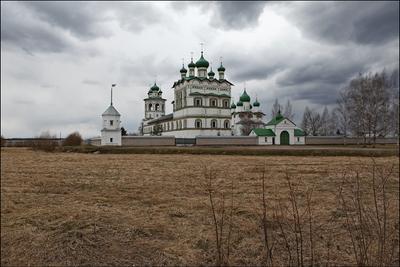 Николо-Вяжищский монастырь. Николо-Вяжищский монастырь
