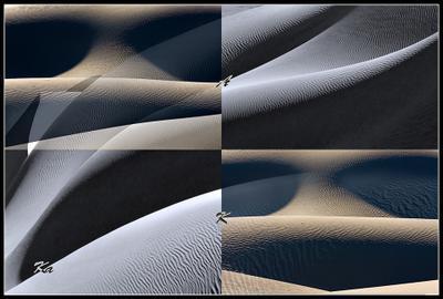 Касание Инем Яня песочные часы