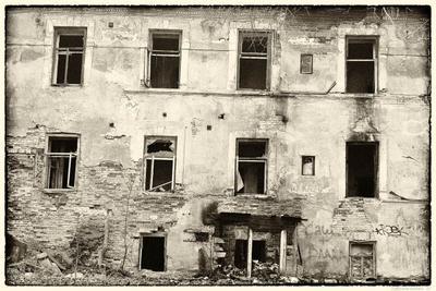 Урбанистика П заброшенный дом разруха