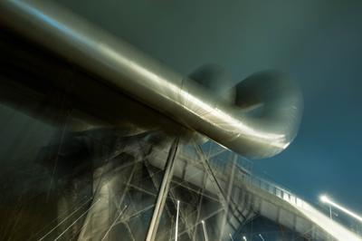 """Теплоракетоноситель """"Южный"""" ТЭЦ, трубы, индастриал, индустриальный пейзаж, урбанистический пейзаж, техноген, photoindustrial, Didim"""