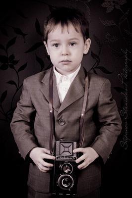 Фотолюбитель Гоша Любитель 2 Дети
