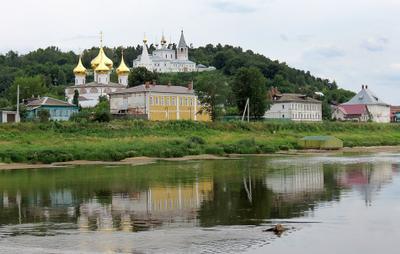 Город на Клязьме Гороховец