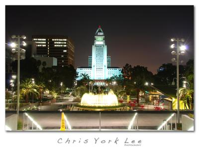 City Hall, Los Angeles Los Angeles, Downtown