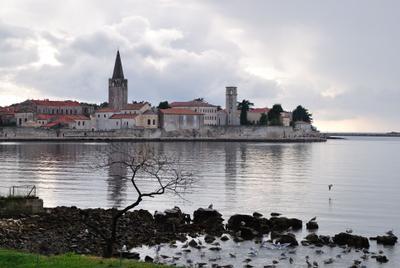 Пореч Хорватия город Пореч
