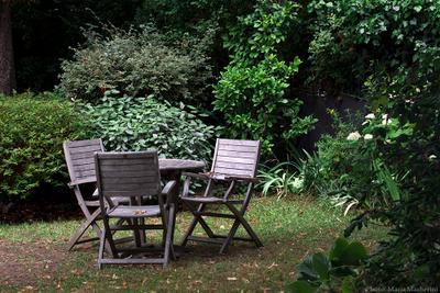 Тишина. Довиль. Нижняя Нормандия. Нормандия тишина зелень отдых Франция