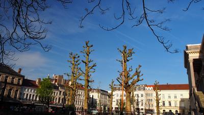 Гент, нереальный город  Бельгии... Город Европа Бельгия Гент старина соборы