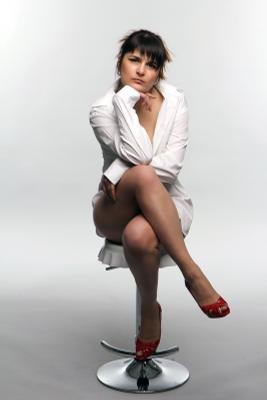 ...стульчик... в ожидании лета модель Ирина fotohut.ru