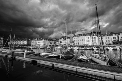 Старый порт. Город Ванн, Бретань, Франция.