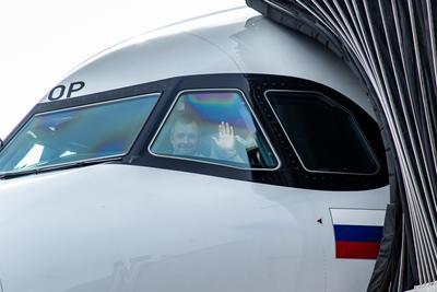 Герои нашего времени Уральские авиалинии Airbus 321neo Дамир Юсупов