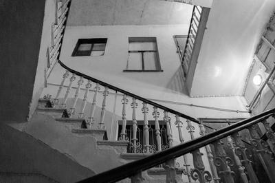 *** лестница парадная