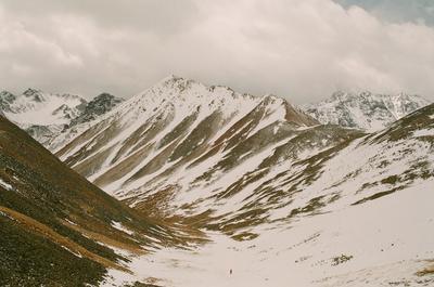 Горы :) горы пейзаж саяны