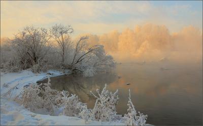 а на том берегу - незабудки цветут Южный Урал, река Миасс
