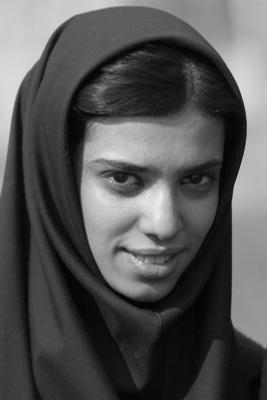 Иранка Иран Портрет женщина
