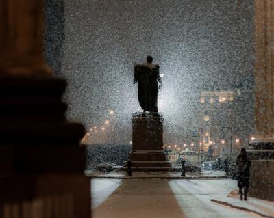 Снежный Питер