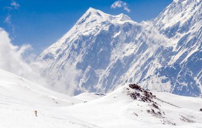 Тиличо, 7134м Тиличо, Гималаи, Непал