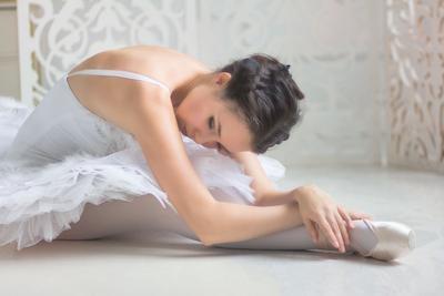 *** балет балерина умирающий лебедь пачка пуанты