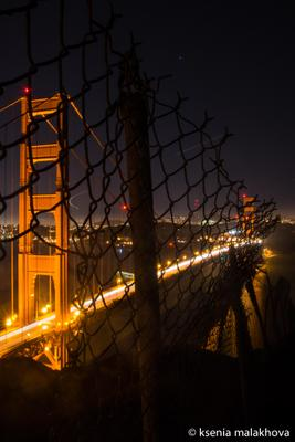 Yet another Golden Gate photo