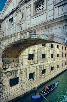 Эмоциональная Венеция мост канал гондола