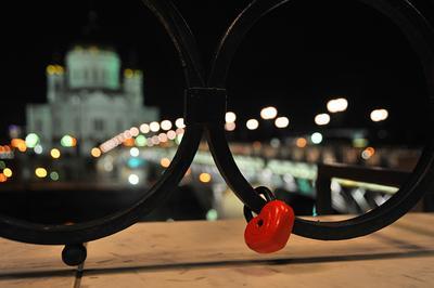 ...сердце на замок... сердце замок Храм вера