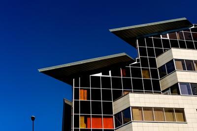 Геометрия крыши архитектура москва город минимализм небо геометрия